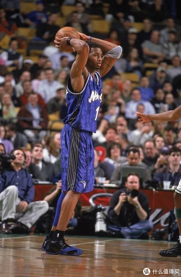 奥兰多魔术配色:adidas T-MAC 1篮球鞋复刻上新