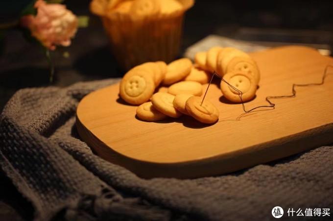 纽扣饼干 by山贼95270