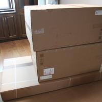 铜师傅安格尔餐桌套装外观展示(组装|包装|桌腿|桌面)
