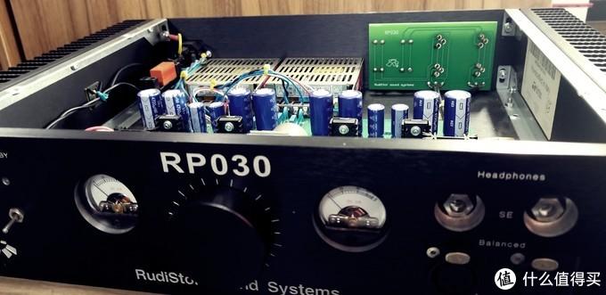 鲁迪斯特Rudistor RP030 晶体机