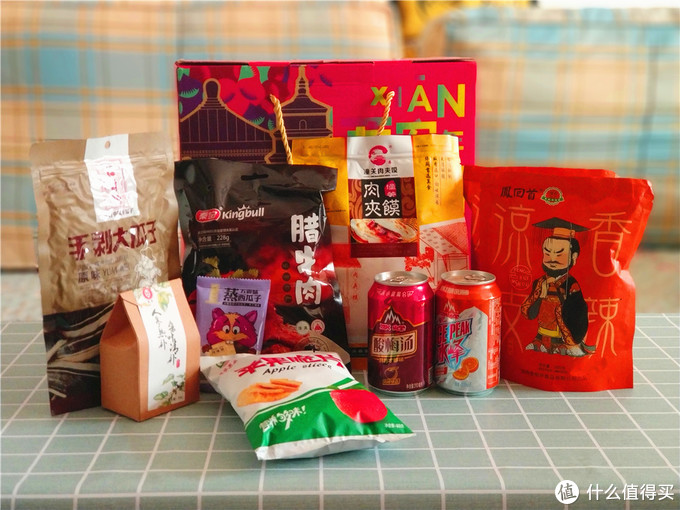 恭贺中国年,西安美食礼包评测驾到