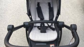 VIKI S4000婴儿车使用体验(颜值|材料|品质|重量)