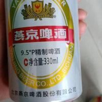 燕京 12度 原浆白啤使用感受(味道|火锅|撸串)