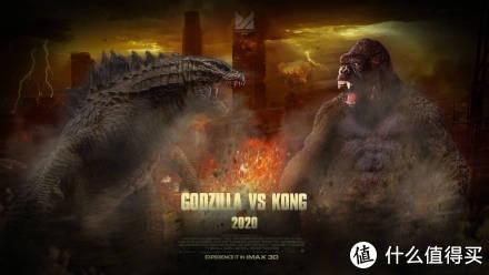 《哥斯拉2》新预告发布《哥斯拉大战金刚》档期提前!