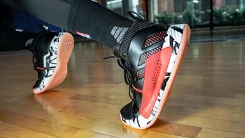 adidas Dame Lillard 5 篮球鞋使用总结(抓地力|重量)
