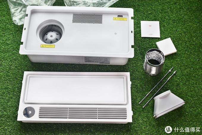 智慧洗浴,暖暖神器!Yeelight智能浴霸(对比米家APP、无线遥控器)视频测评