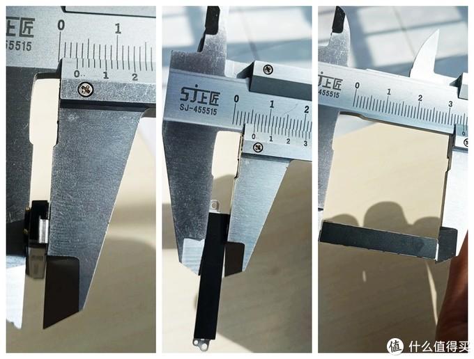 Taptic Engine的三围,长度更是达到了3cm+