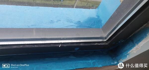 内外都刷了德高的防水~~可是还是渗水里面甚至还积水了~
