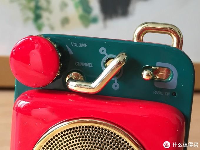 圣诞小确幸,大妈给的爱----猫王原子唱机B612便携式蓝牙音箱使用体会