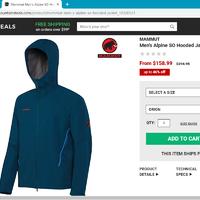 猛犸象 Ultimate Alpine Hooded 男款防风软壳购买理由(设计|面料|性能)