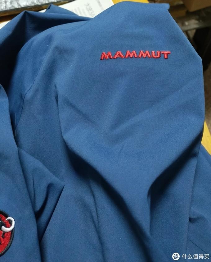 MAMMUT 猛犸象 Ultimate Alpine 带帽款 晒单