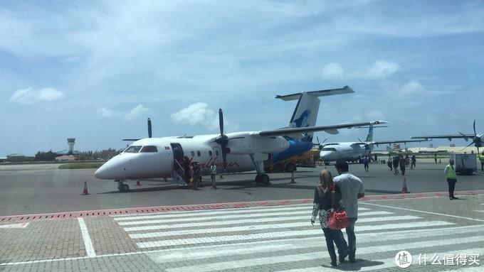 ▲内陆飞机 —Q2航空公司的