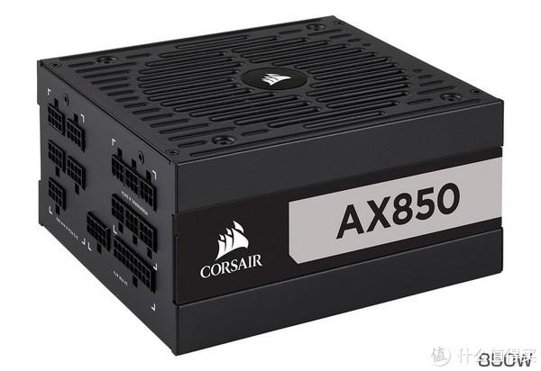 十年质保、钛金认证:CORSAIR 美商海盗船 发布 AX850/AX1000 Titanium 电源