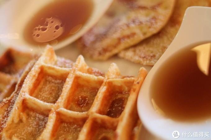 ▲丰盛的早餐