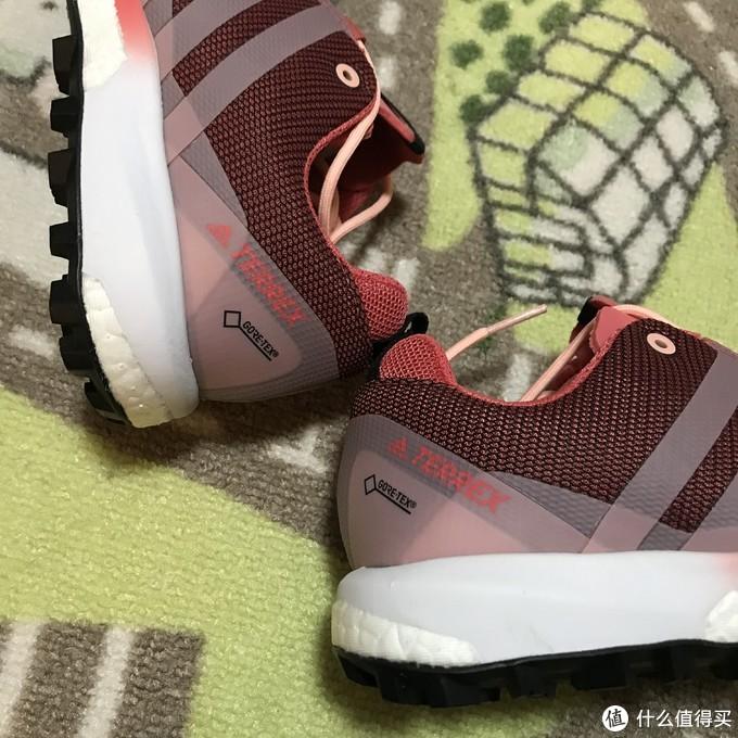 情侣款功能鞋!Adidas TERREX AGRAVIC GTX 户外鞋
