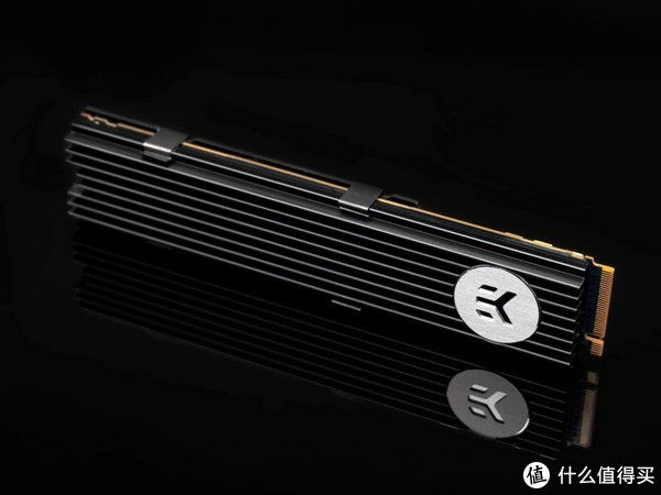 英特尔Optane 905P专用:EK 发布 EK-M.2 Intel Optane 905P M.2 22110 散热片