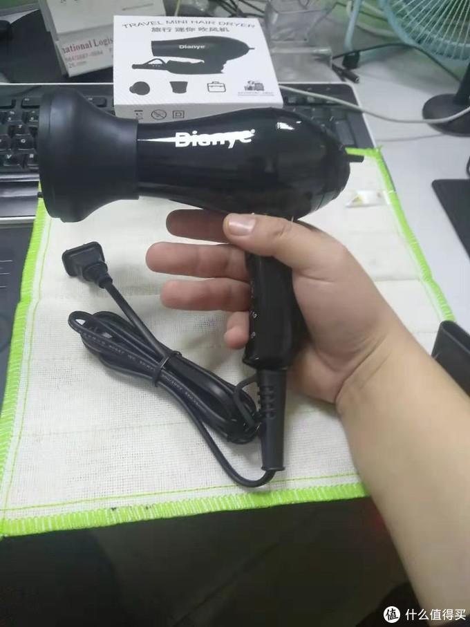 剁手便携小电吹风