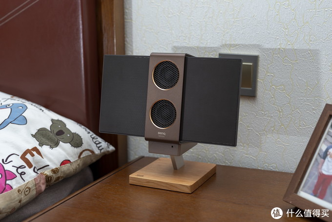 这个音箱有够特别 明基treVolo2