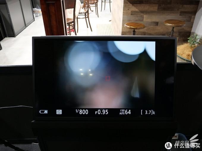 焦外光斑展示