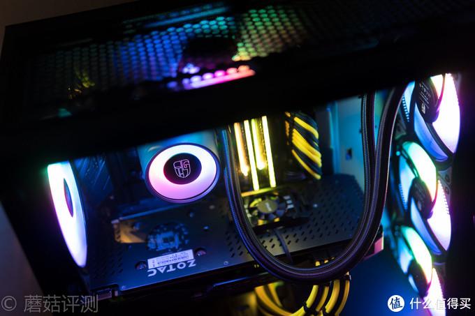 外形硬朗、设计出色、拓展能力强—安钛克(Antec)P8 钢化玻璃侧透中塔机箱 开箱评测