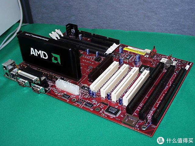 AMD YES!聊聊收藏的那些古董桌面处理器及盘点AMD历史经典产品