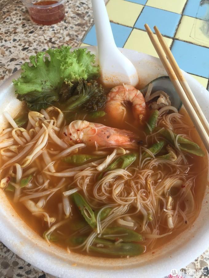 海鲜粉丝汤