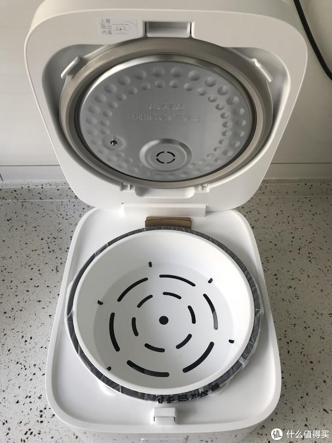 能否做一锅好饭? —— 小米IH电饭煲开箱试用评测