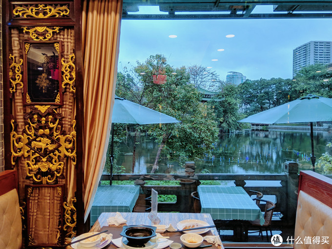 一边叹美景一边叹茶点!广州御品名点早茶探店