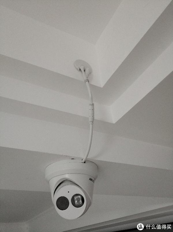 POE摄像头网线接口