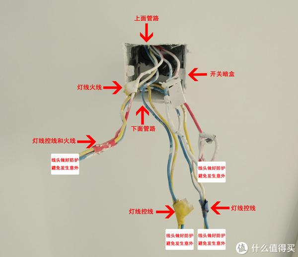 胶带区分电路示意