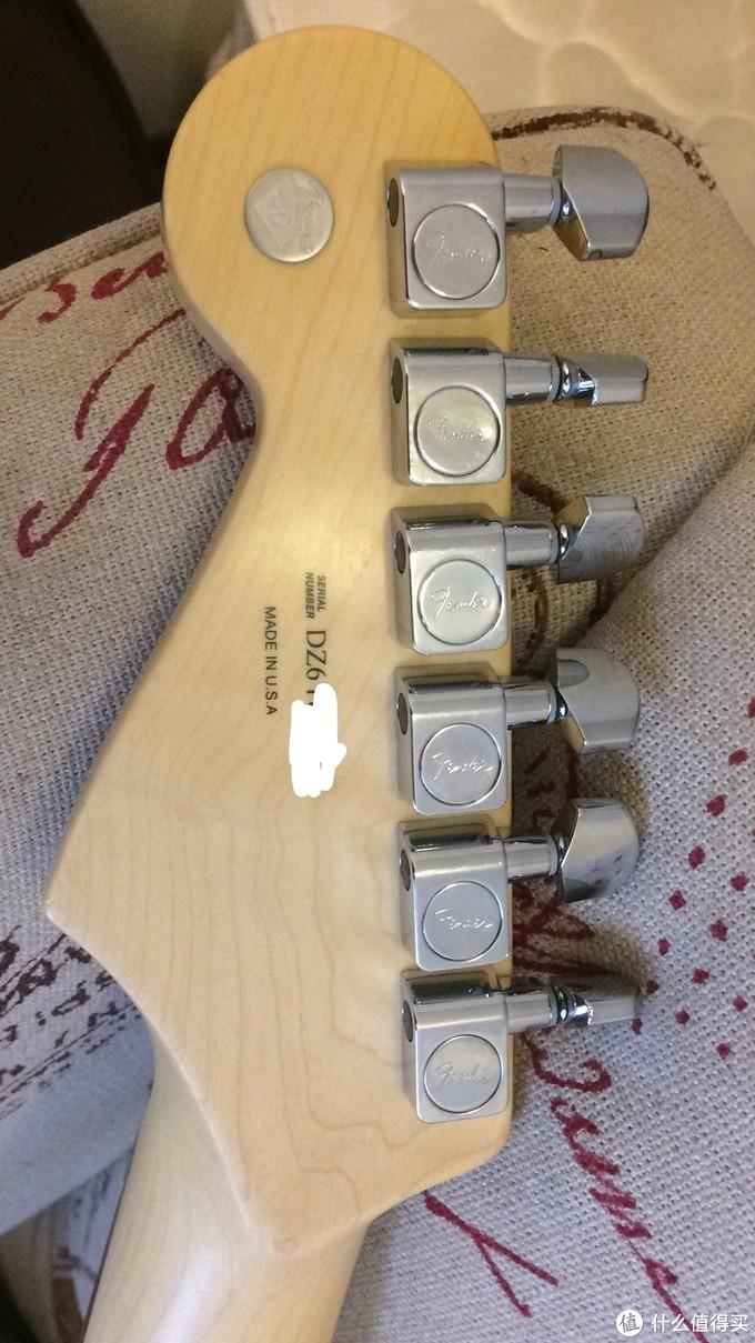 永恒之声:芬达Fender电吉他(美豪)晒单+试听