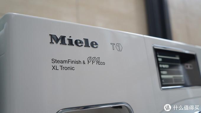 家电爱马仕-豪宅必备-德国美诺Miele WMV960洗衣机 + TMV840干衣机了解一下