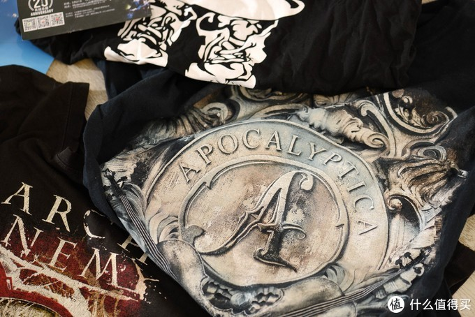 Apocalyptica,应该是2012年顺道去北京看的,著名的大提琴金属乐队,早期以翻弹Metallica闻名。