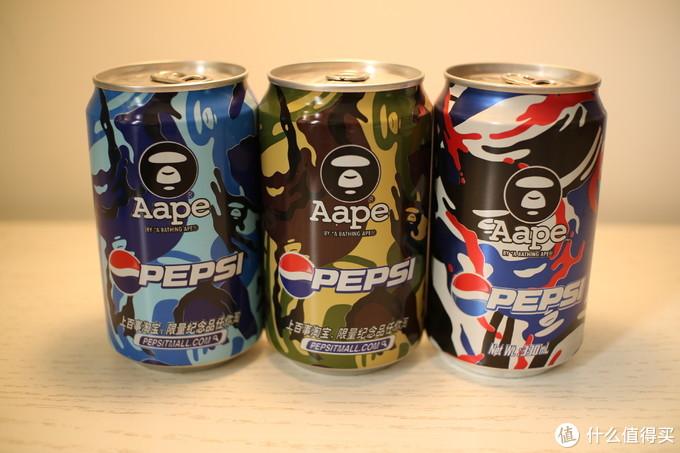 Aape联名罐
