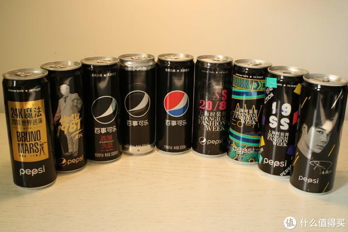 黑色系限量罐