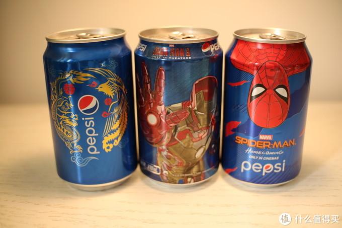 这些年收藏过买过却没喝过的Pepsi 百事
