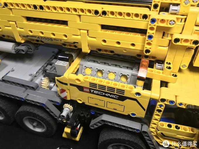 顶级积木展现的遥控魅力:LEGO 乐高 遥控工程机械收藏展示