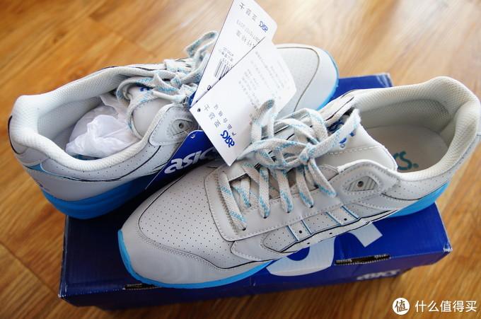 ASICS GEL-SAGA休闲运动鞋
