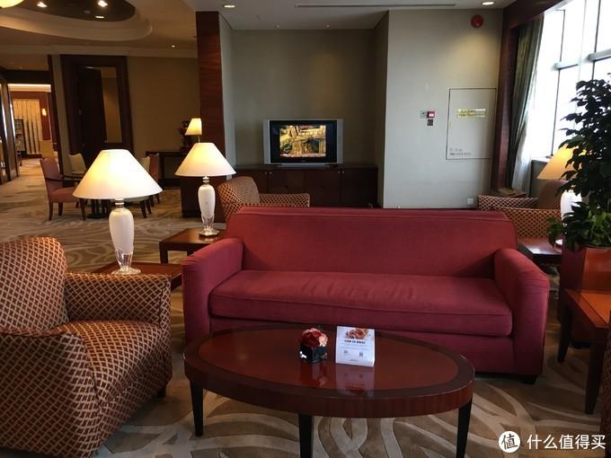 行政酒廊休息厅