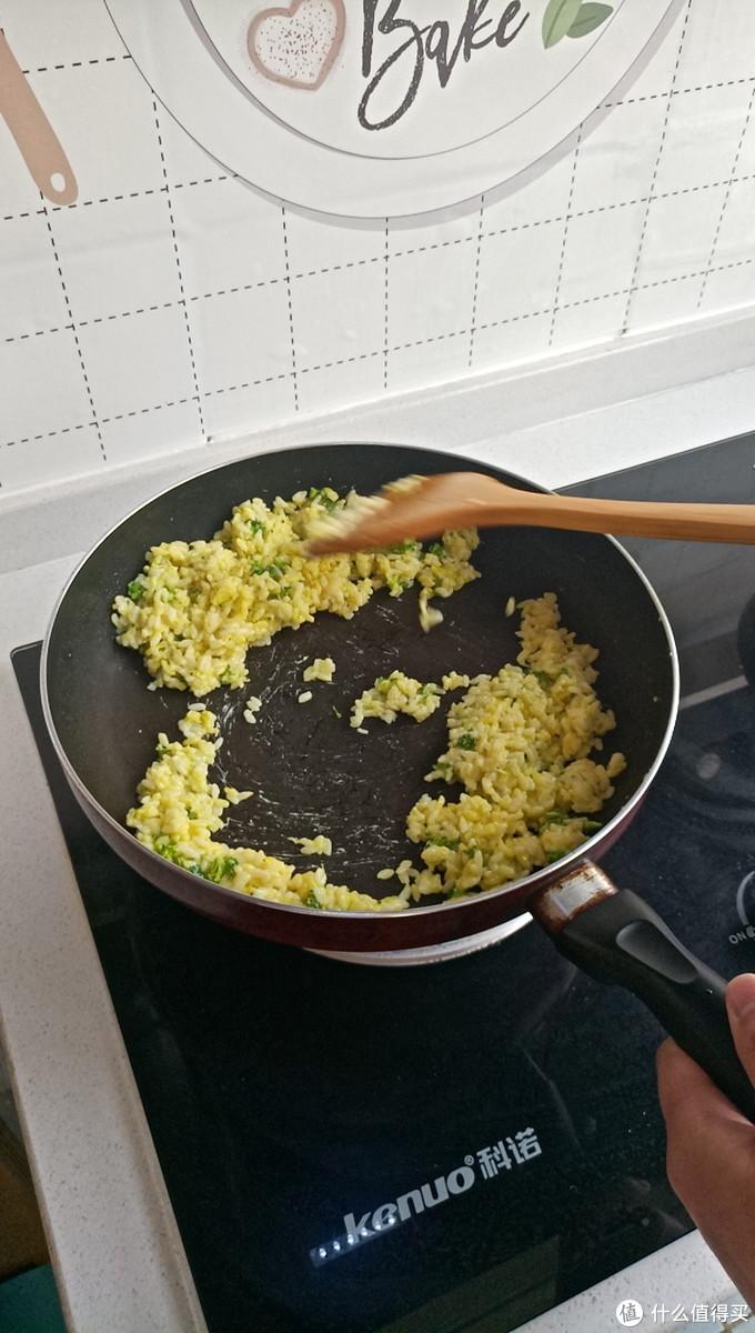 简单的蛋炒饭也能玩出花样