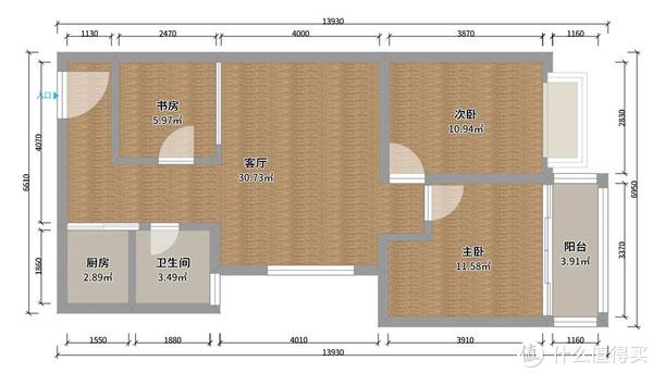 新年搬入新居,带上领势VELOP AC6600组建MESH网络