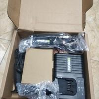 威克士 WU808 无刷锂电角磨机购买过程(包装|电池|把手|握柄)