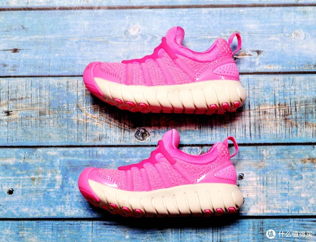 给娃一双舒适的鞋,FREETIE 儿童运动鞋入手体验