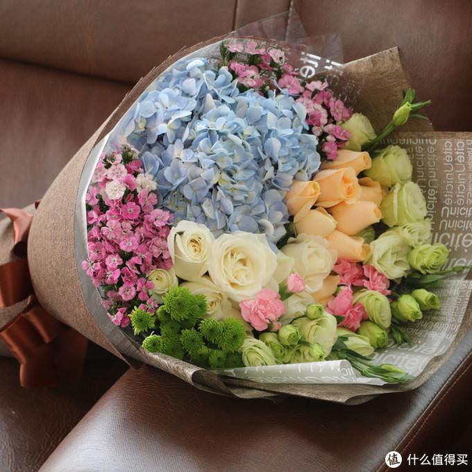 插花里必不可少的小花