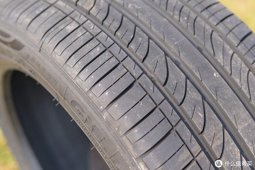 不仅仅是高速顺滑, 佳通舒适F22 235/45 R18 轮胎,一款强调静音舒适的轿车轮胎