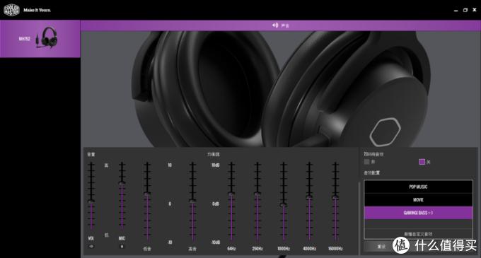 一场听觉盛宴——酷冷至尊MH752游戏耳机评测