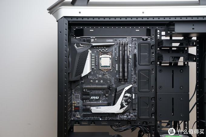 PC里的超跑——酷冷至尊COSMOS C700M装机SHOW