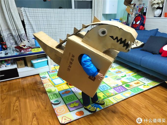 寓教于乐:简易手工,让孩子做个恐龙王