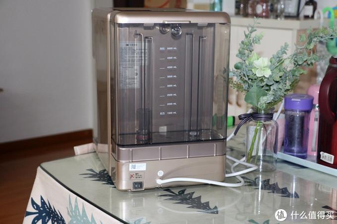 可出热水的桌面式净水机,净水加热二合一:碧云泉R702净水机体验