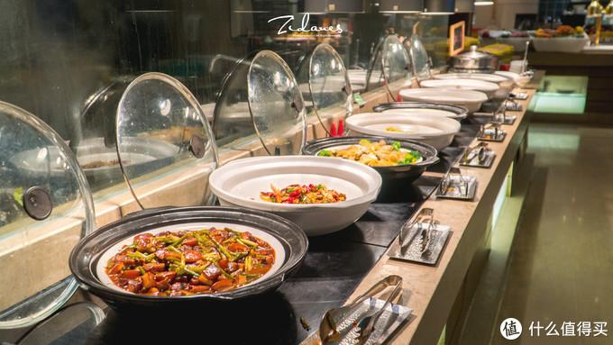 扬州自助餐补完计划——香鸡变土鸡,到底为哪般?探店扬州香格里拉大酒店咖啡秀自助餐